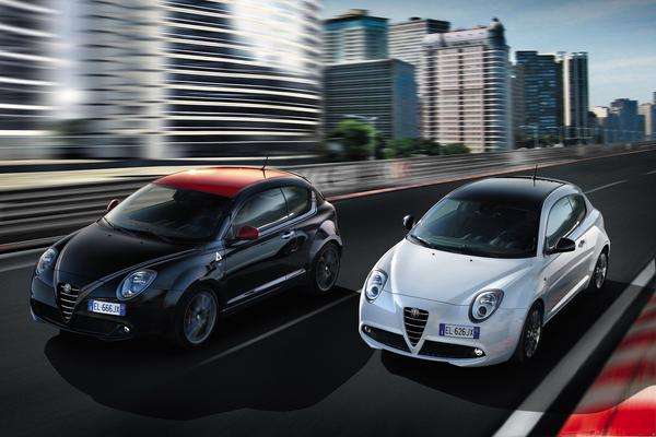 Alfa Romeo представила MiTo SBK Limited Edition
